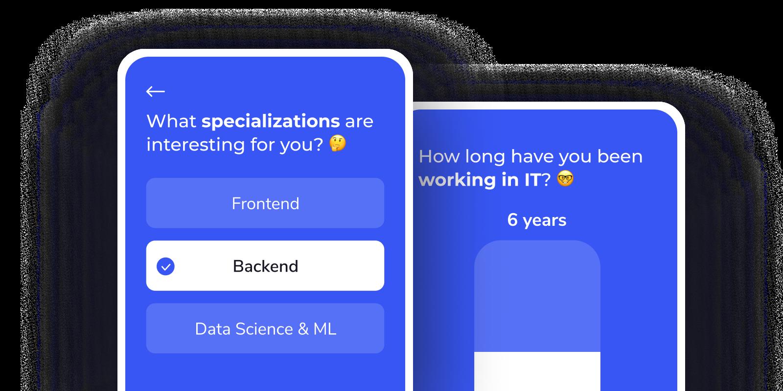 Vived App screenshot